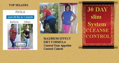 30 day lim, 30 day control, 30 day cleanse